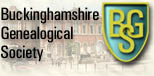 Buckinghamshire Genealogical Society